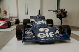 Jody Sheckter's F1 racer.