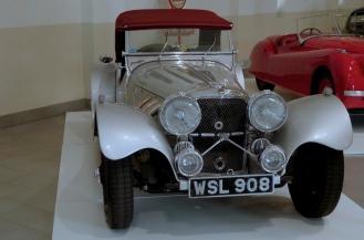 Jaguar SS100.