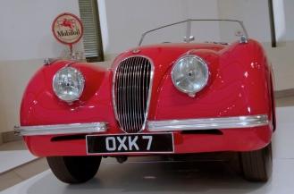 A lightweight XK120.