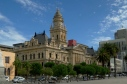 Cape Town City Hall, looking rather nice on a sunny Family Day.