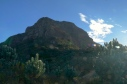 Devil's Peak, above Cape Town.