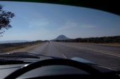 Driving in Limpopo Province.