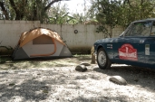 Camp D2D at Wanders' Lodge Lusaka.