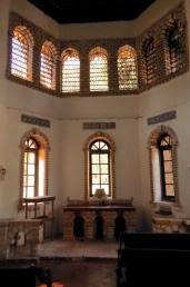 The chapel at Shiwa.