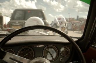 My view of Dar es Salaam.