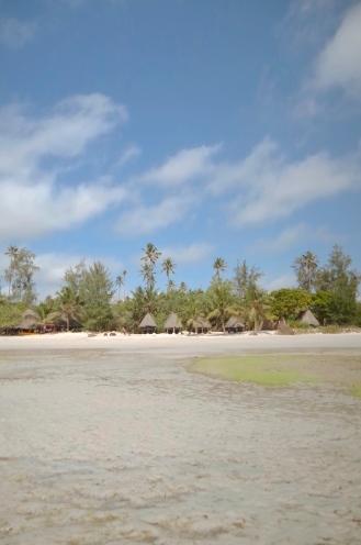 Mikadi Beach in Dar es Salaam.