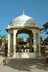 Forodhani Gardens in Stone Town is a nice place to relax.