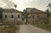 The lonely streets of Bagamoyo.
