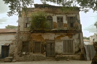 A building in Bagamoyo.