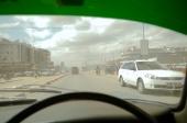 Dusty, dusty Athi River.