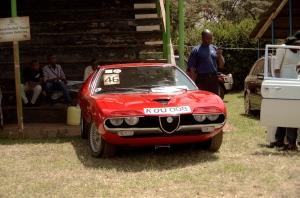 An Alfa Romeo Montreal.