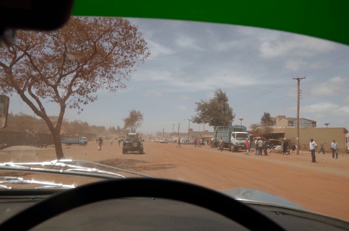 Marsabit, northern Kenya.