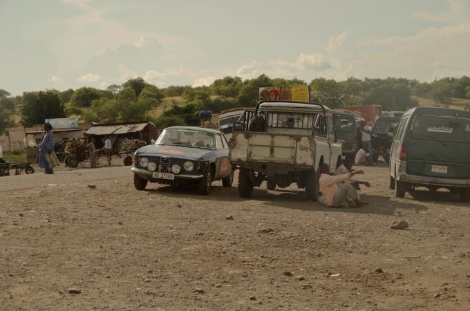 In Metema, Sudan.