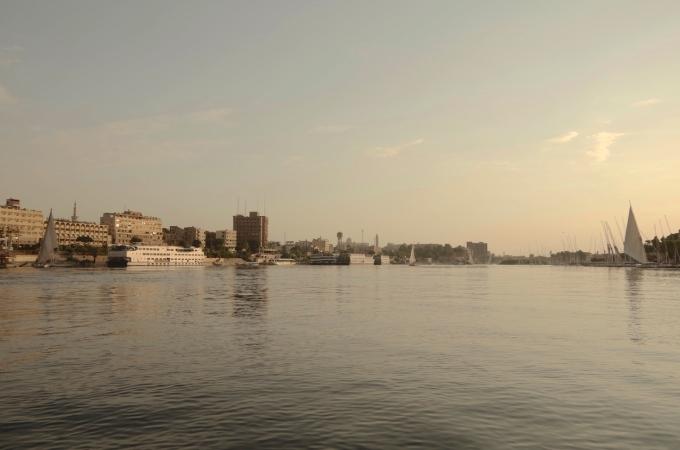 Aswan, Egypt.