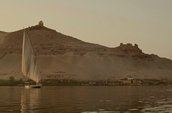 Lake Nubia, Abu Simbel, &Aswan.
