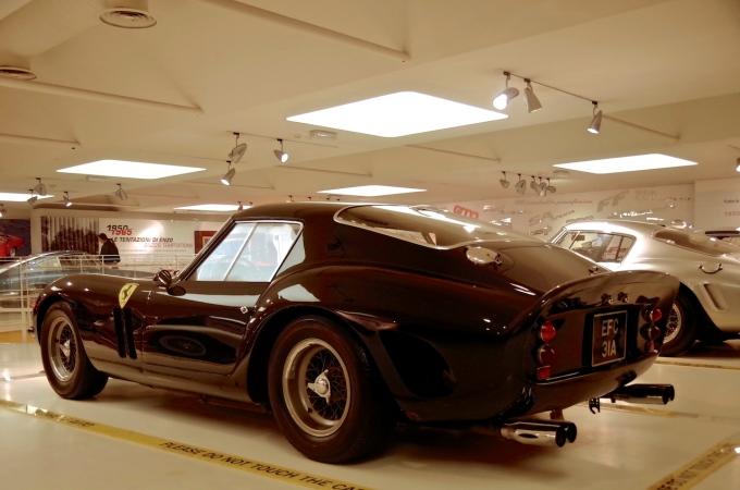 250 GTO.