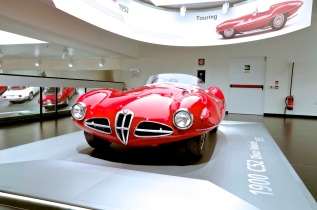 Milano and Alfa Romeo
