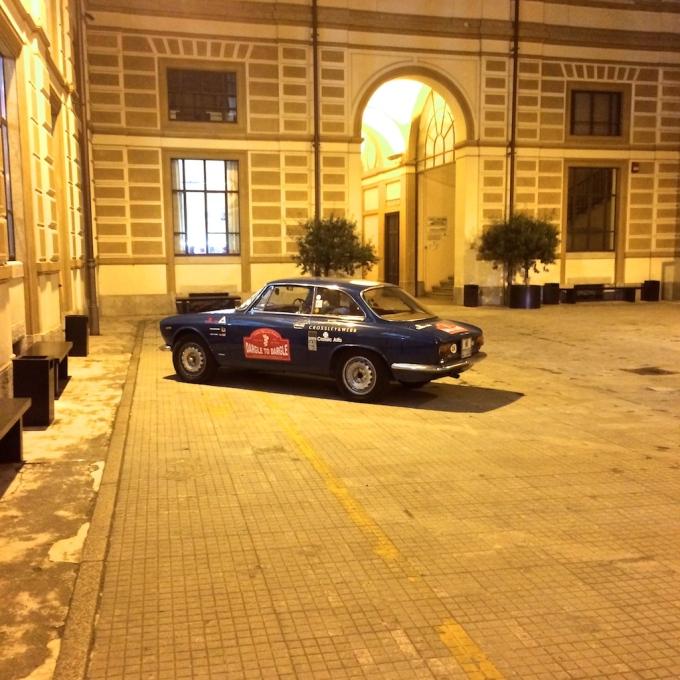 Giulia in Milano.